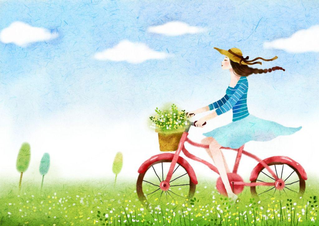 自行车上的单恋
