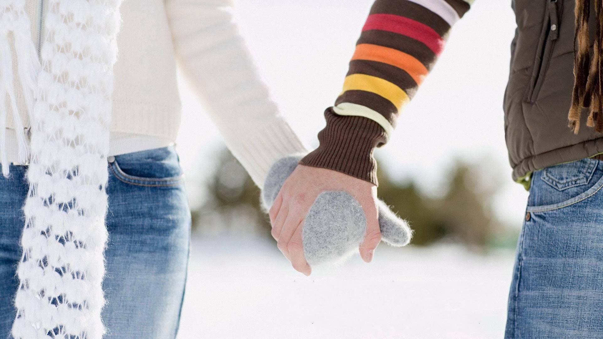 你是我温暖的手套